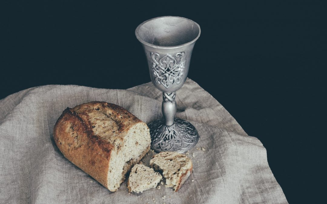 Communion Meditation – John 1